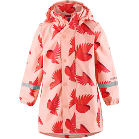 Reima Vatten Raincoat Kids powder pink